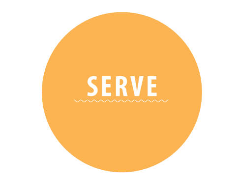 Picture of mission area:  Serve